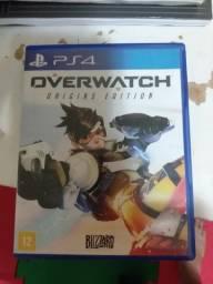 Overwatch PS4 mídia física