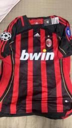 Camisa Milan 2006 Tamanho M