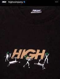 Camiseta high company
