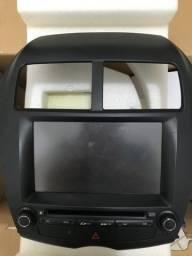 Central Multimídia 10 Mitsubishi ASX 2010 a 2019