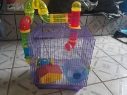 Título do anúncio: 2 gaiolas para hamster