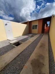Casa com 2 dormitórios à venda, 65 m² por R$ 120.000 - Jabuti - Itaitinga/CE