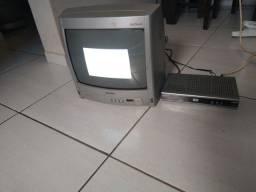 TV e receptor digital semp