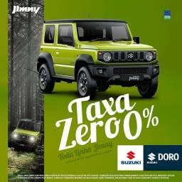Toda Linha Jimny com taxa ZERO