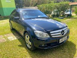 Título do anúncio: Mercedes C 180K 2010 Blindada