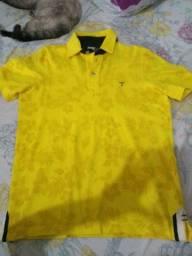 Camisa Polo amarela 40 reais