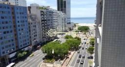 Apartamento linda vista lateral mar