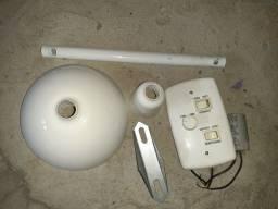 Peças de ventilador de teto