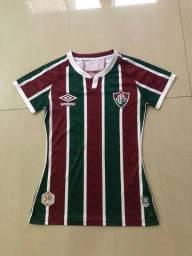 Camisas de clubes feminino