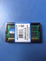 DDR3 8Gb 1600MHZ 1.5v 1x8