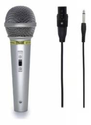 Microfone Dinâmico Tomate - MT-1018