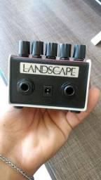 Título do anúncio: Pedaleira de distorção Landscape