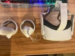 Título do anúncio: Headset Realidade Virtual Oculus Quest 2 Advanced 64gb