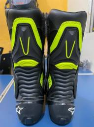 Bota Motociclista Alpinestars SMX-6 V2