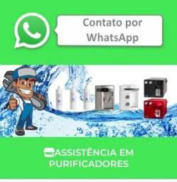 Conserta e vende-se Refil de purificador de água