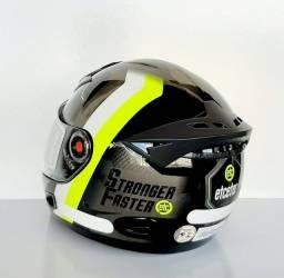Etc Mixs Unissex Moto Stronger luta
