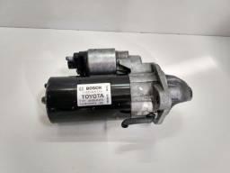 Motor de partida Bosch hilux