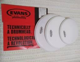 Kit de Pele Evans G2- Level 360 (Porosa)