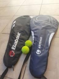 Raquete de Tênis Artengo 100 e 700