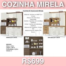 Cozinha Mirela / armário de cozinha Mirella 00