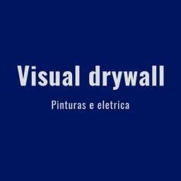 Vsisual drywall e prestação de serviços