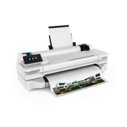 Título do anúncio: Plotter Hp T130 24 Designjet Wifi ( Pouco Usada)