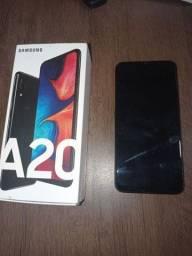 Sansung A20 novo