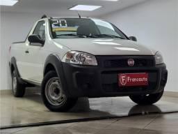 Título do anúncio: Fiat Strada 2020 1.4 mpi hard working cs 8v flex 2p manual