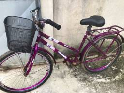 Bicicleta Feminina aro 26 Gilmex