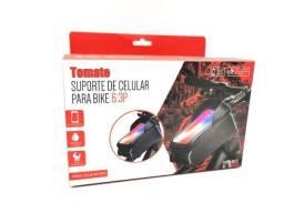 Bolsa de Guiador para Bicicleta Sombra à Prova de Água Suporte para Celular