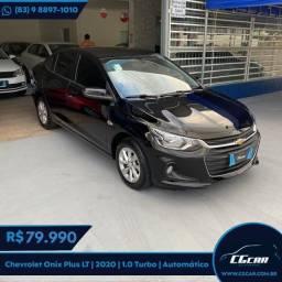 Título do anúncio: Chevrolet Onix Plus LT 1.0 Turbo 2020 com apenas 9mil kms!