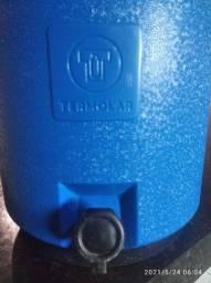 Garrafa térmica 12 litros termolar ideal pra frios e quentes