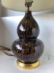 Luminária Vaughan Porcelana