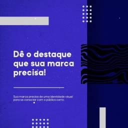 Título do anúncio: LOGO E IDENTIDADE VISUAL   DESIGNER GRÁFICO