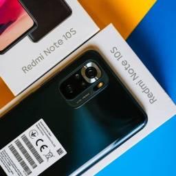 Xiaomi Redmi Note 10S 10X S/Juros 128GB/6Ram/1Ano de Garantia/Mediatek Helio G95/64MP