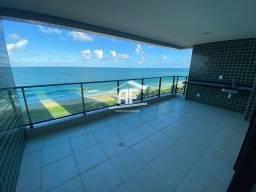Título do anúncio: Apartamento de alto padrão com vista total para o mar - 3/4 (2 suítes)