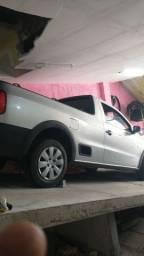 Título do anúncio: Saveiro 2012// Tôrres motos riachão caruaru vendo troco