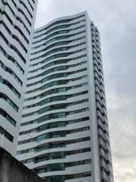 LINDO APTO DE LUXO! ANDAR ALTO COM 126M², 4 QTOS, (2 SUITES), VARANDA, 2 VAGAS