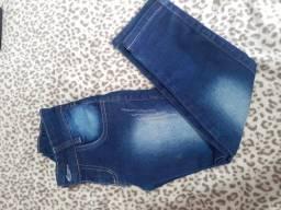 Título do anúncio: Calça jeans tamanho 4