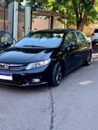 Título do anúncio: Civic 2013 automatico 85mil km