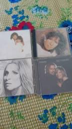 Vendo cds de Barbra Streisand