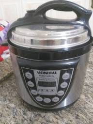 Panela de pressão elétrica Mondial Pratic Cook 4lts Premium