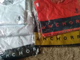 Título do anúncio: 5 camisas por R$100