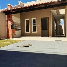 Casas 2/4 + Área Gourmet + Suite - Senador Canedo