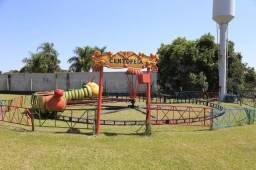 Brinquedo parque de diversão