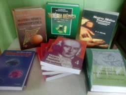 Homeopatia Coleção de livros
