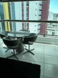 Título do anúncio: Ref.: 105901 - Luxuoso apto td decorado, prédio novo c piscina em Boa Viagem - 3 suites