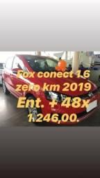 Novo Fox 2019 zero km - 2019
