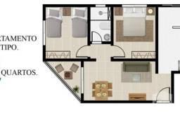 Apartamento à venda com 2 dormitórios em Havaí, Belo horizonte cod:231295