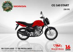 Honda Cg 160 Start - Ano: 18/19 - 2018